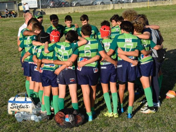 U14 a Coiano – 24.9.2016