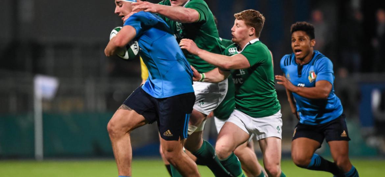 RBS 6 Nazioni U20 2016, Dublino, 11-03-2016, Irlanda U20 v Italia U20