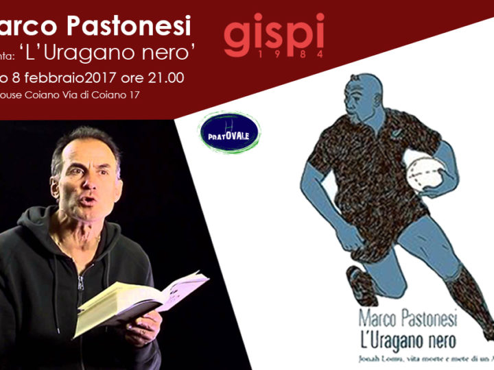 Marco Pastonesi torna a Prato