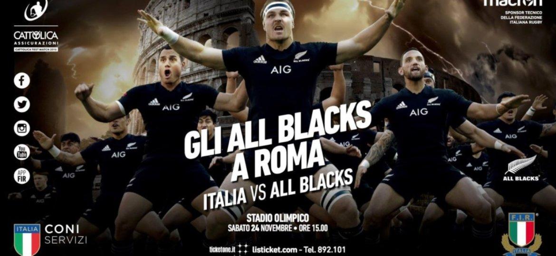 all blacks roma